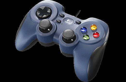 Logitech Gamepad F310 обзор, драйвера, отзывы