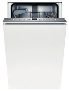 Bosch SPV 53M60 - обзор, отзывы, сравнение, цена