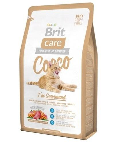 Brit Care Cocco I'm Gourmand (7 кг) - обзор, цена, отзывы, сравнение