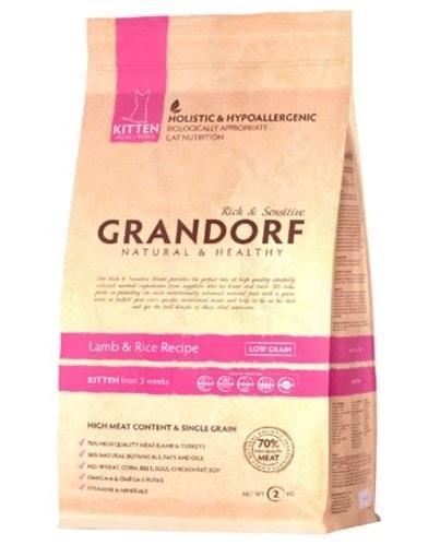 Grandorf KITTEN (2 кг) - отзывы, сравнение, обзор, цена