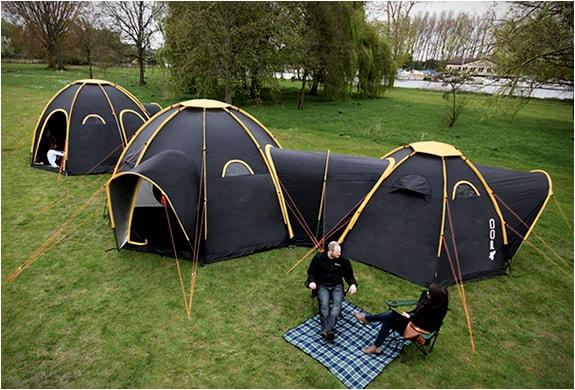 POD Tent обзор