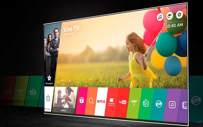 Лучшие телевизоры LG. Рейтинг 2017 года