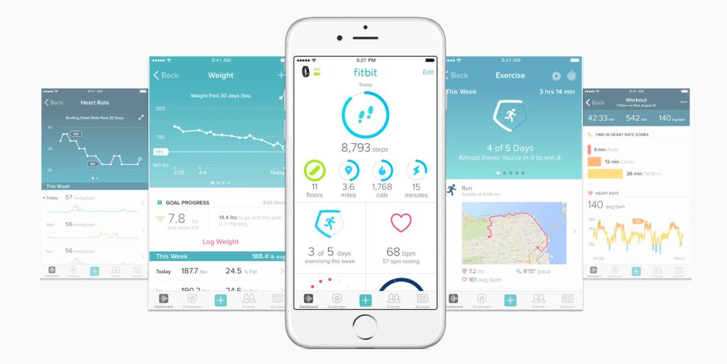 Программа Fitbit