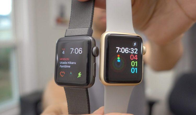 Apple Watch Series 1 - обзор, сравнение, цена, отзывы, фото