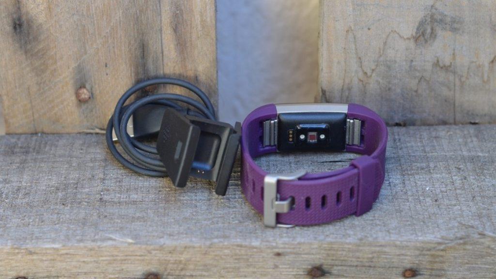 Обзор Fitbit Charge 2 с аккумулятором