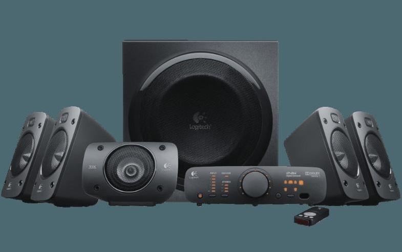 LOGITECH Z906 - обзор, отзывы, сравнение, цена
