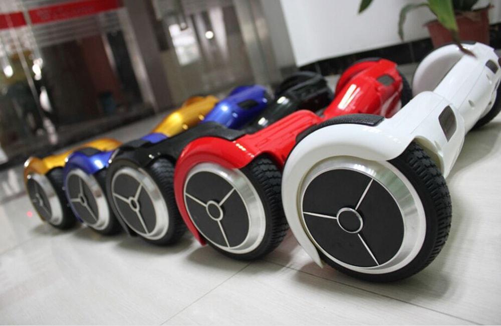 10 Лучших гироскутеров