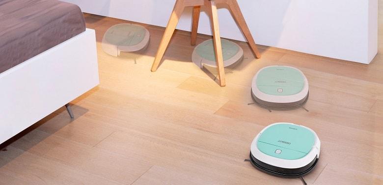 Рейтинг лучших роботов-пылесосов с влажной уборкой 2017