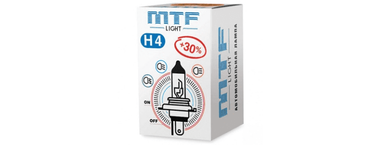 MTF Light H7 Standard - рейтинг, отзывы, фото, цена