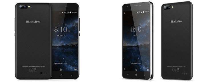 Blackview A7 - смартфон с алиэкспресс до 5000 рублей, цена