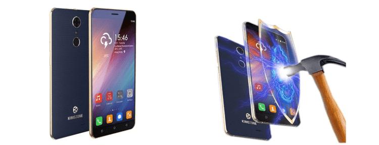 KingZone S3 - дешевый смартфон с алиэкспресс, цена