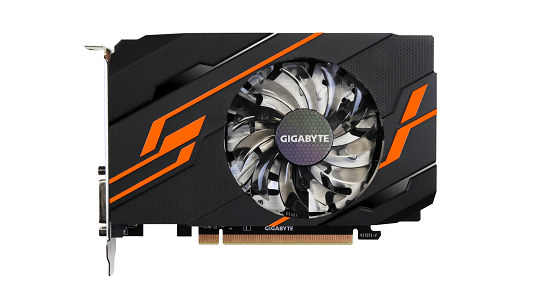 GIGABYTE GeForce GT 1030