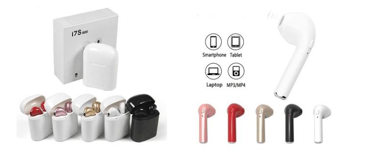 YODELI i7s Tws Bluetooth Earphones Mini