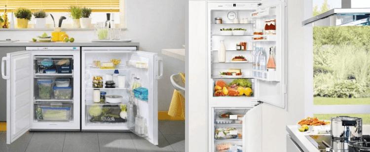 Лучшие встраиваемые холодильники- Рейтинг 2019 года