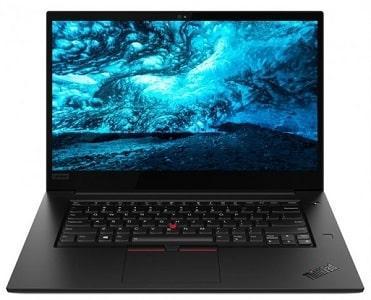 Lenovo ThinkPad X1 Extreme Gen2 (20QV000XRT)