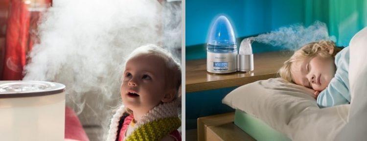 Лучшие увлажнители воздуха для детей - Рейтинг 2019 года