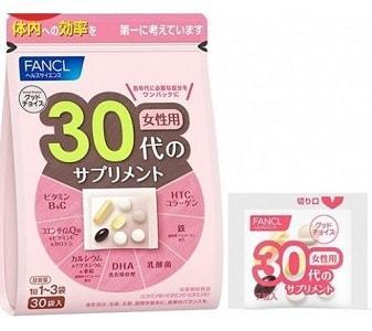 Fancl Good Choice Women 30