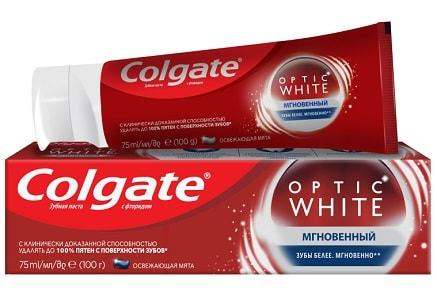 Colgate Optic White