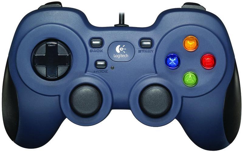 Logitech Gamepad F310 Logo