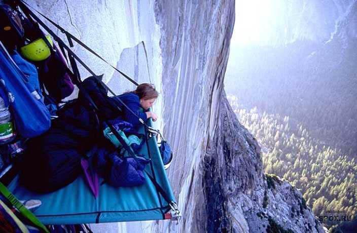 Палатка для альпинистов