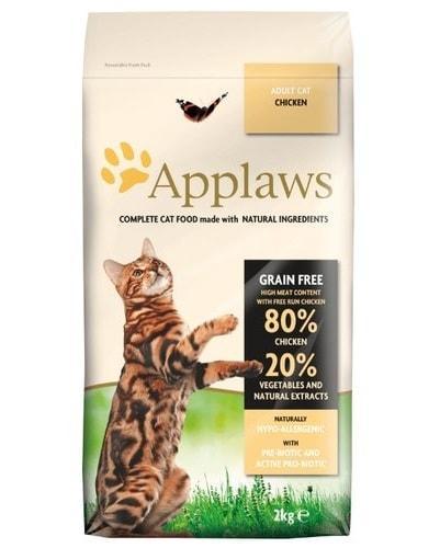 Applaws Adult Cat Chicken dry (7.5 кг) - обзор, отзывы, сравнение, цена