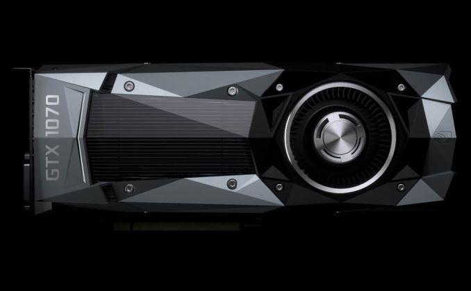 Nvidia Geforce GTX 1070 - обзор, сравнение, отзывы, цена