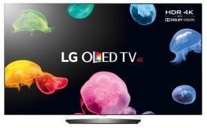 LG OLED55B6V - обзор, отзывы, сравнение, цена