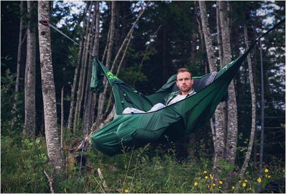 Amok Draumr Hammock обзор необычной палатки