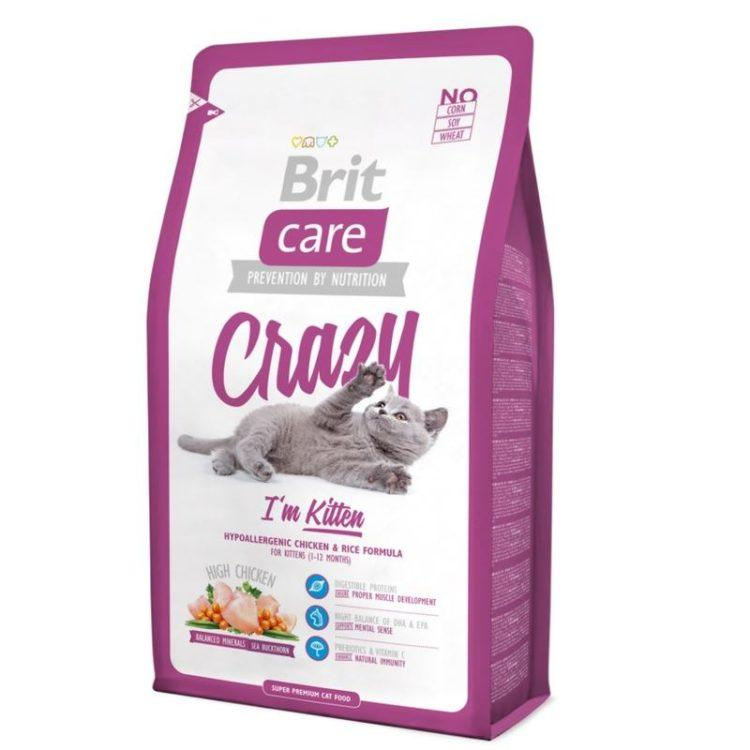 Brit Care Crazy I'm Kitten