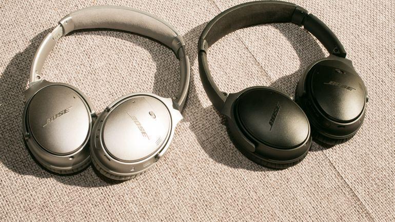 Наушники Bose QuietComfort 35 - обзор, сравнение, цена, фото, отзывы