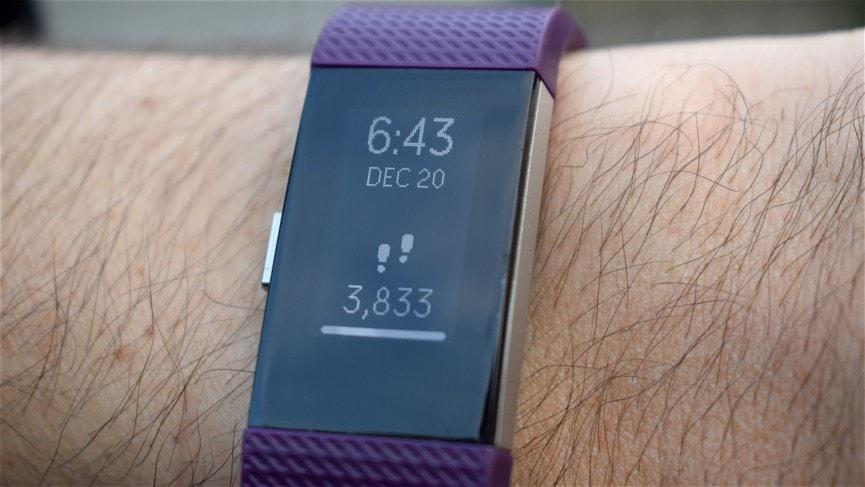 Обзор Fitbit Charge 2 - дизайн