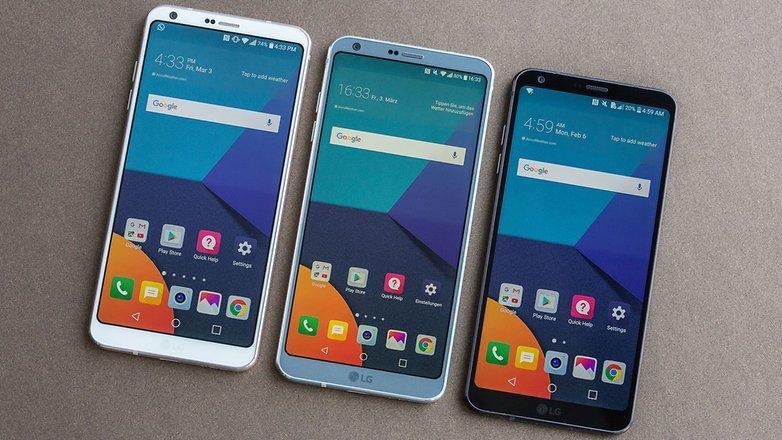 LG G6 - обзор, сравнение, цена, отзывы