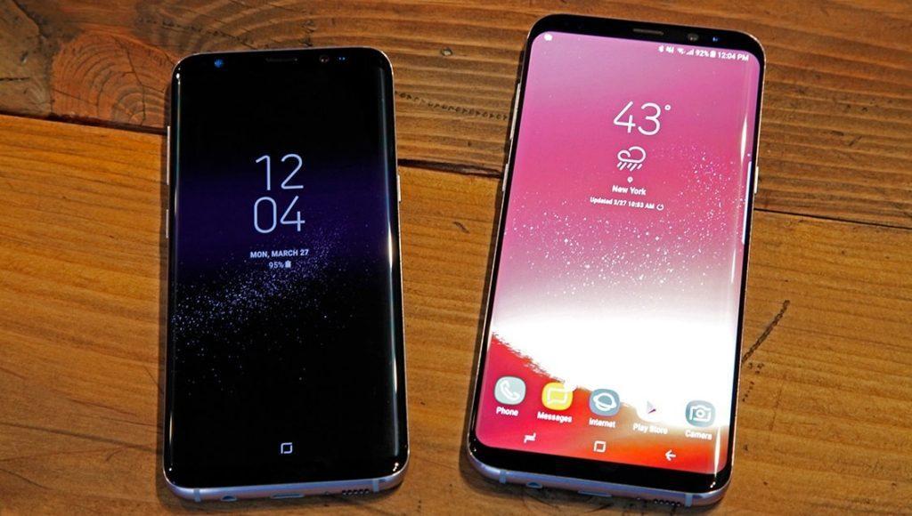 Samsung Galaxy S8 и Galaxy S8+ - обзор, сравнение, цена, отзывы
