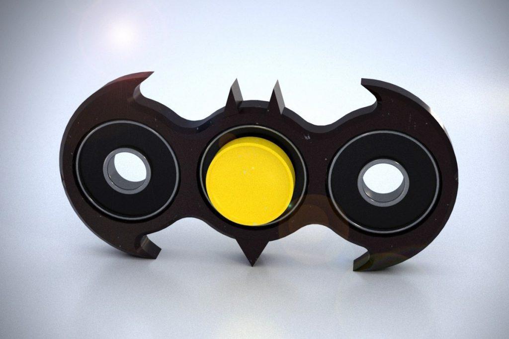 Спиннер бэтмен фото