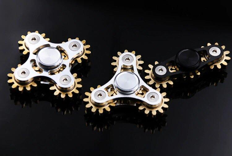 Spinner Toothed Gearing