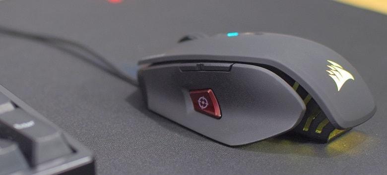 Corsair M65 Pro RGB - обзор, сравнение, фото