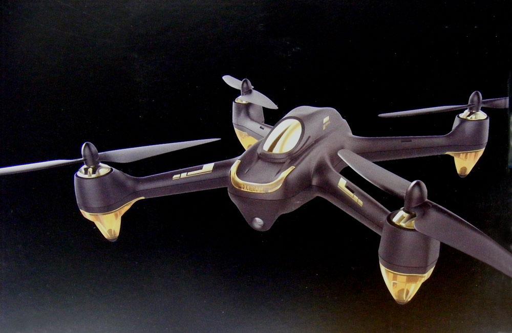 Hubsan X4 FPV Brushless H501S - обзор, отзывы, сравнение, цена, фото