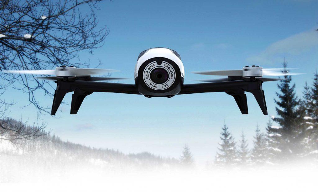 Parrot Bebop Drone 2 - обзор, сравнение, цена, отзывы