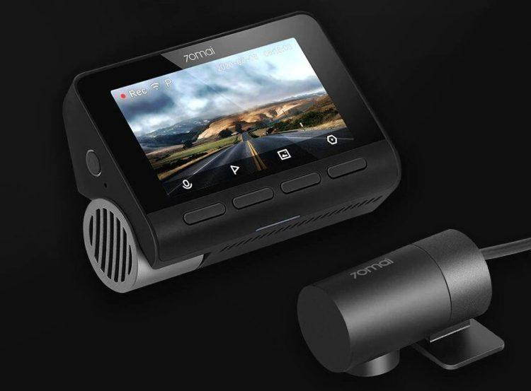 70mai Dash Cam 4K A800S - обзор, алиэкспресс, купить