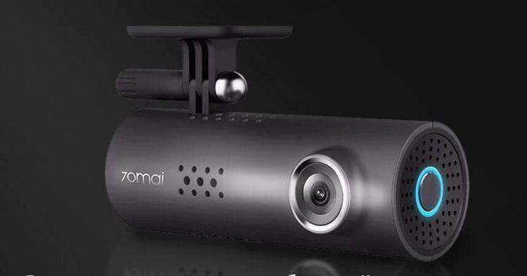 70mai Smart Dash Cam 1S - обзор, алиэкспресс, купить