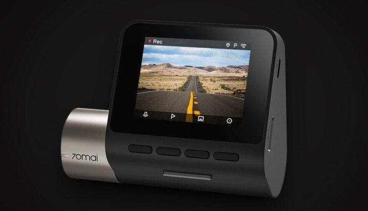 70mai Smart Dash Cam Pro (Midrive D02) - обзор, алиэкспресс, купить