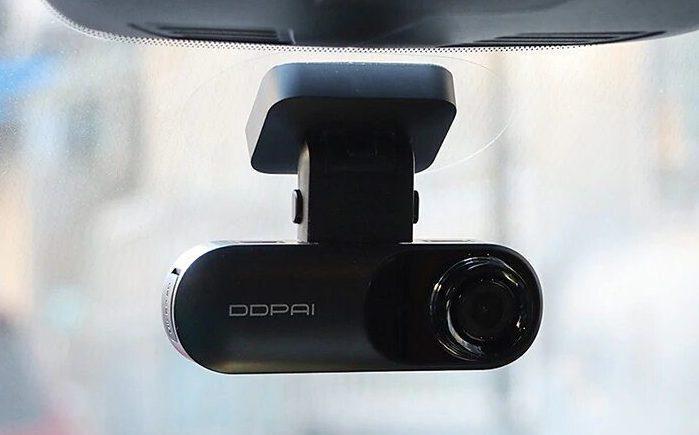 DDPAI Dash Cam Mola N3 - обзор, алиэкспресс, купить