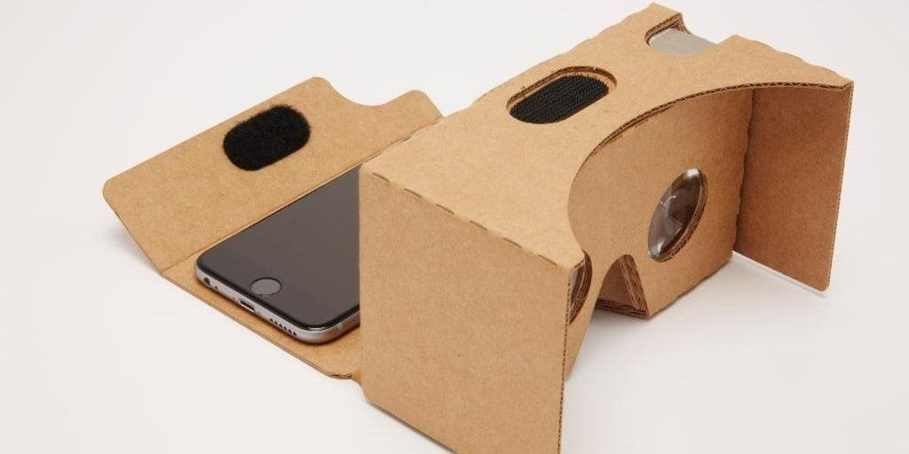 Google Cardboard 2.0 - обзор, цена, характеристики, отзывы
