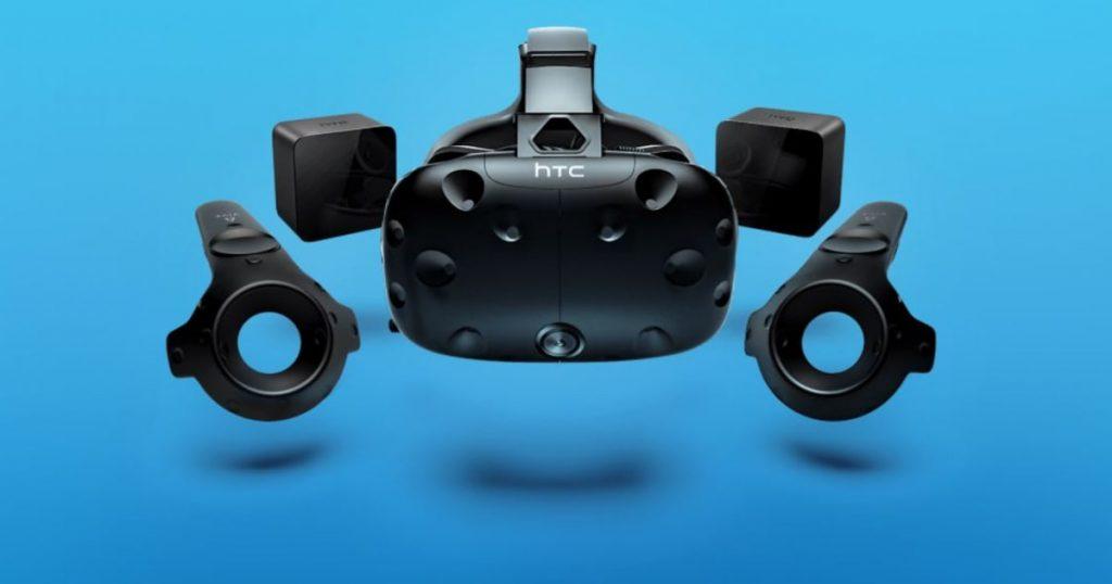 HTC Valve Vive - обзор, сравнение, цена, отзывы