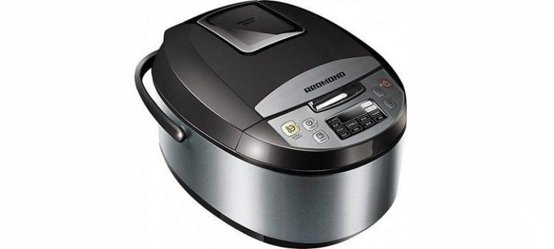 REDMOND MasteryFry FM4520 - 8-е место в рейтинге «лучшие микроволновки Редмонд»