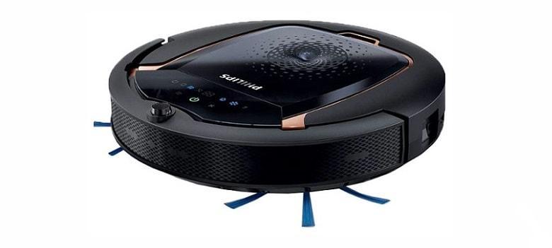 Philips FC 8820 - 9-е место в рейтинге «лучшие роботы пылесосы 2018»