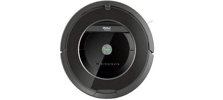iRobot Roomba 880 - 3-е место в рейтинге «лучшие роботы пылесосы 2018»
