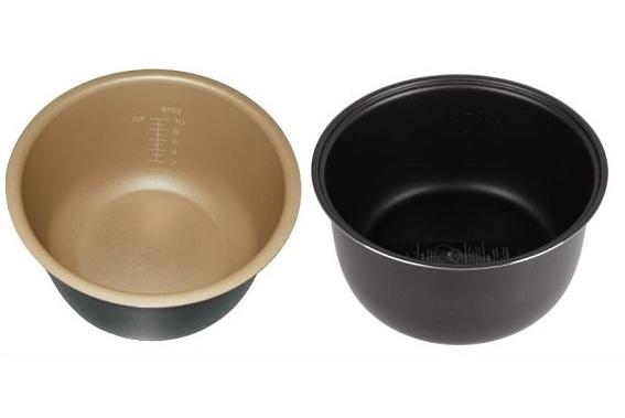 Какое покрытие мультиварки лучше: тефлоновое или керамическое?