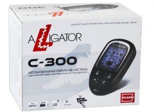 Alligator C-300 - обзор, рейтинг, цена, отзывы