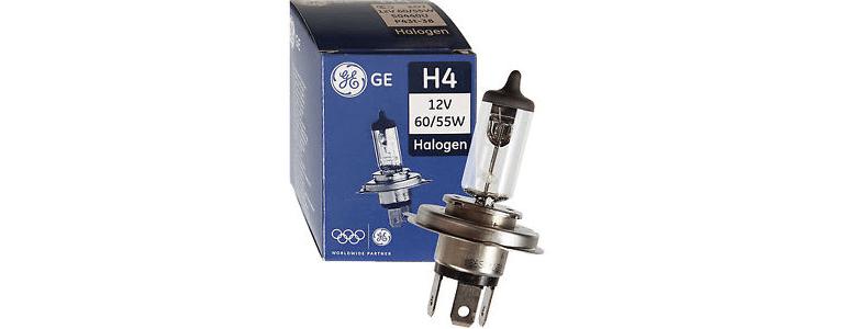 General Electric H4 Standard - рейтинг, обзор, сравнение, цена, отзывы